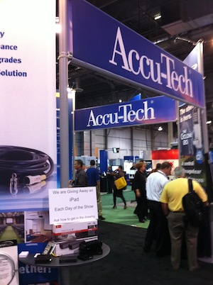 isc west, accu-tech, iqinvision