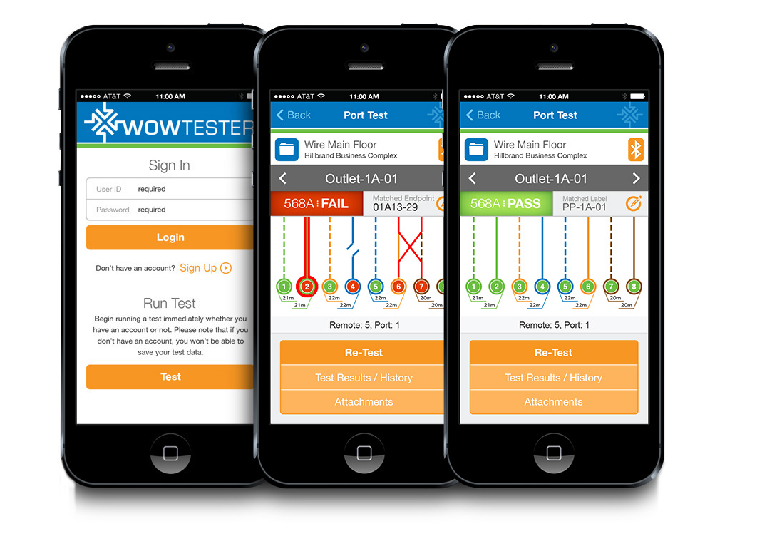 our app your phone wowclowd