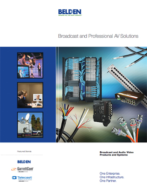 BeldenAV_BroadcastSolutionscover