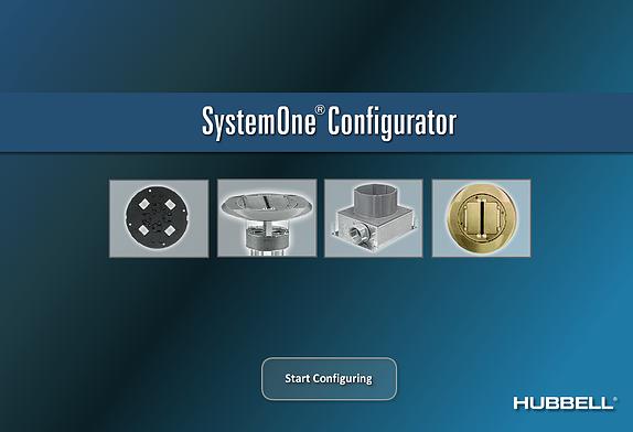 HubbellSystemOneConfigurator