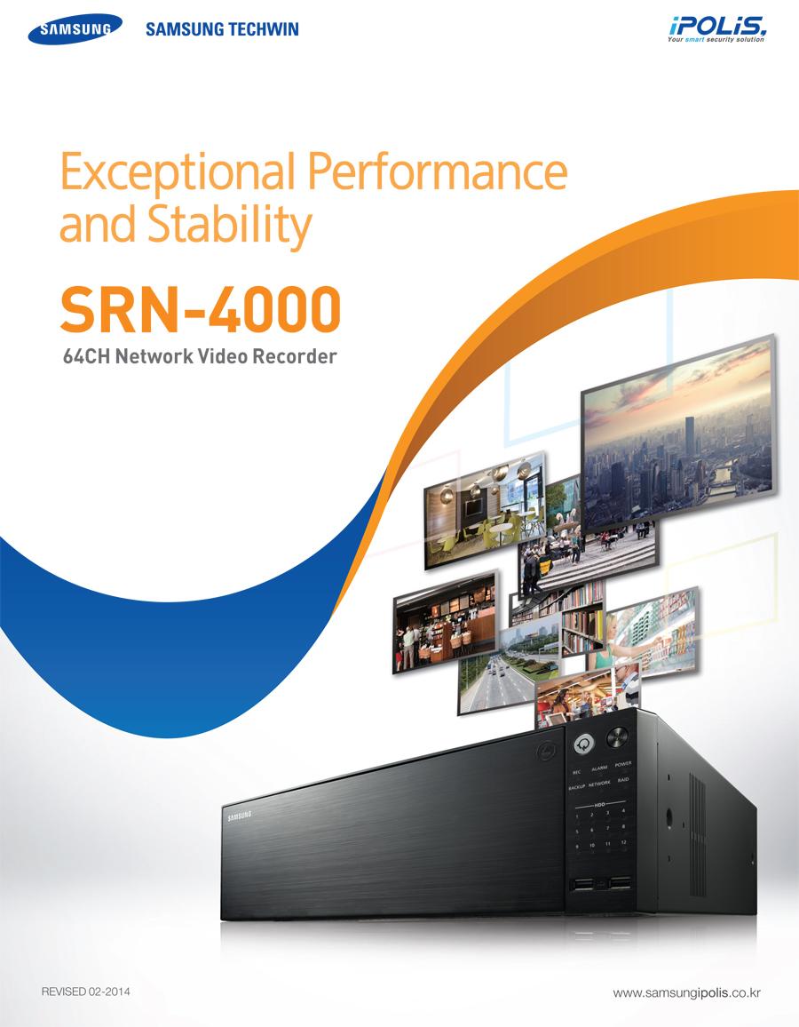SRN-4000_ENG_4p_Brochure_201402211-1
