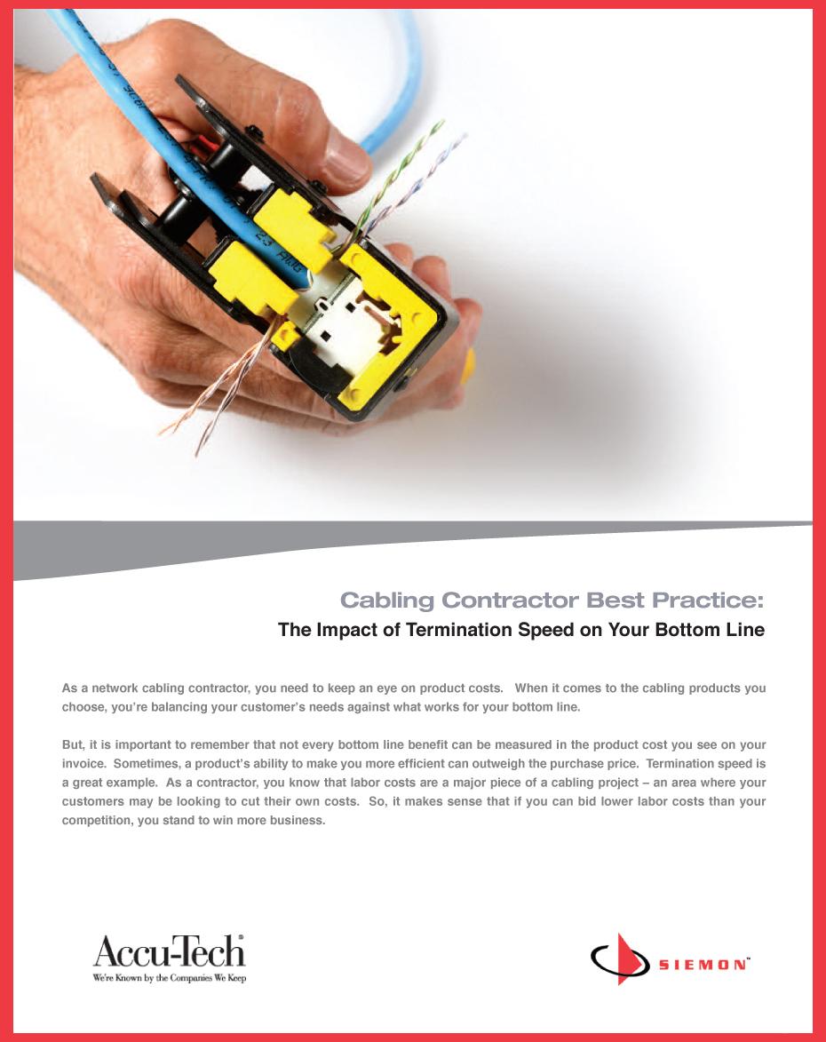 CablingContractorBestPractice