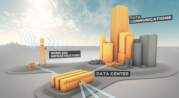 Data Center graphic