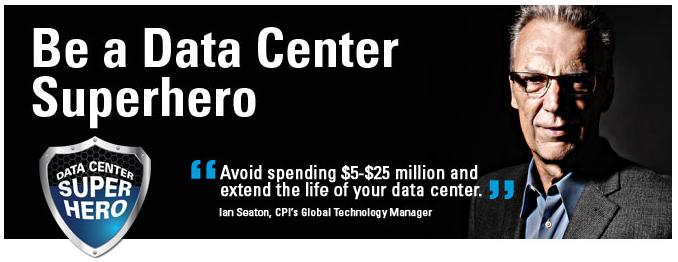 cpi data center super hero