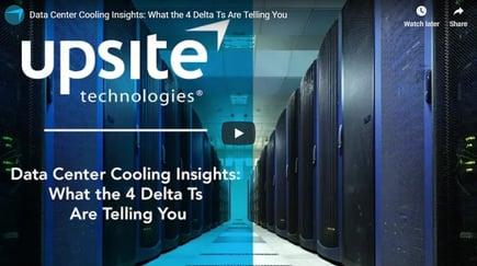 Upsite Data Center Cooling video SS