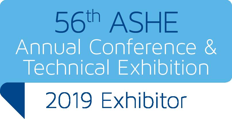 ASHE 2019 Exhibitor Logo