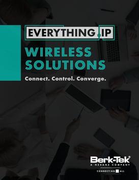 Berk-Tek Wireless Soultions brochure