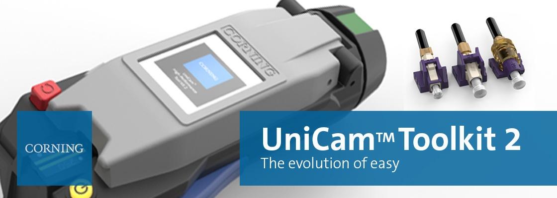 Corning-UniCam web banner