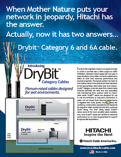 Hitachi DRYBIT Sell Sheet