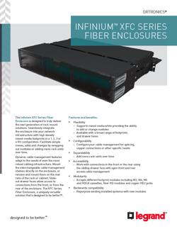 Infinium_XFC_Series_Fiber_Enclosure_Datasheet