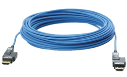 Kramer 4k blue cable