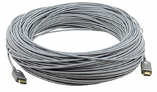 Kramer 4k grey cable