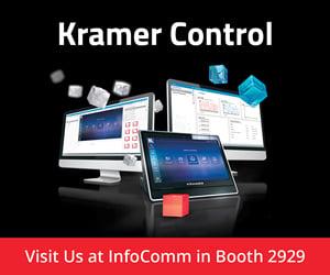 Kramer Control Banner Ad