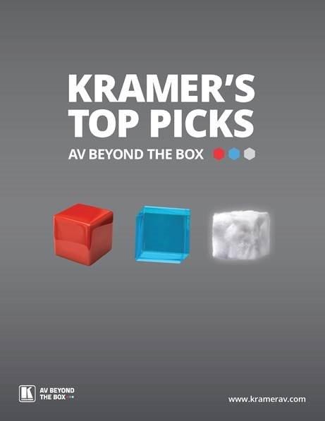 Kramer top picks