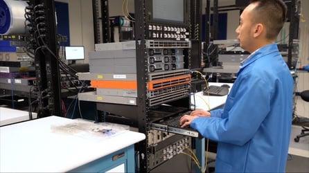 Lab Switch Testing .25 MP