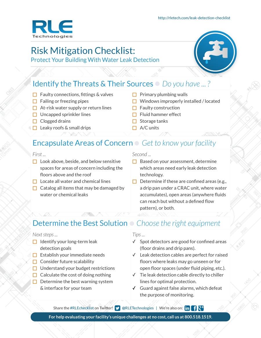 Leak-Detection-Checklist-RLE-Technologies