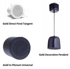 Lencore Spectra speaker options
