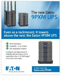 New 9PXM UPS Graphic