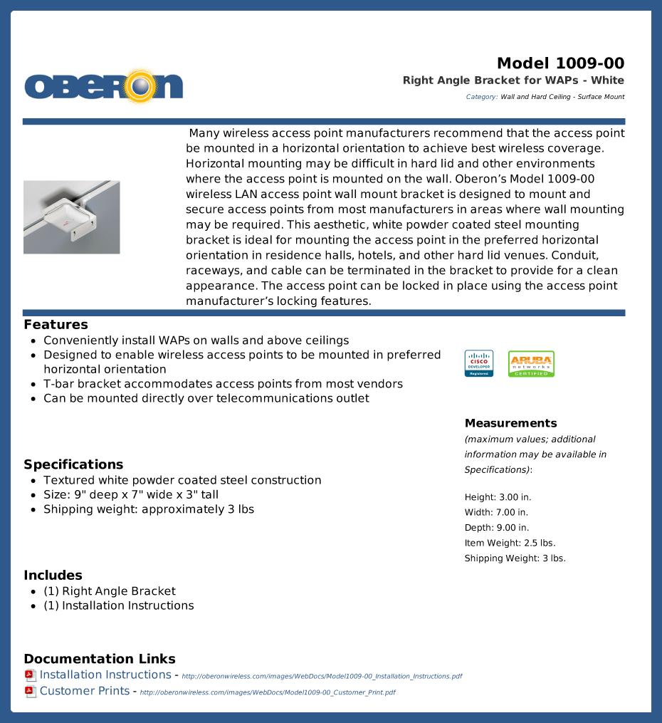 Oberon_Model_1009-00