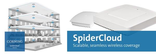 SpiderCloud web banner