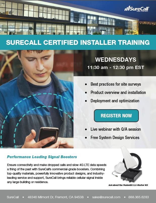 Surecall VP training 2018