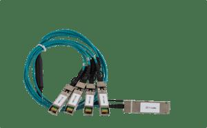 TS-AOC Fibre Breakout Cable