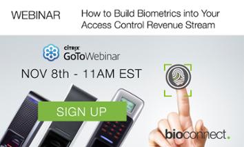 BioConnect Webinar