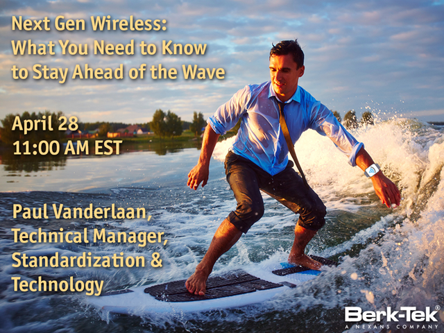 Berk-Tek Wireless Webinar
